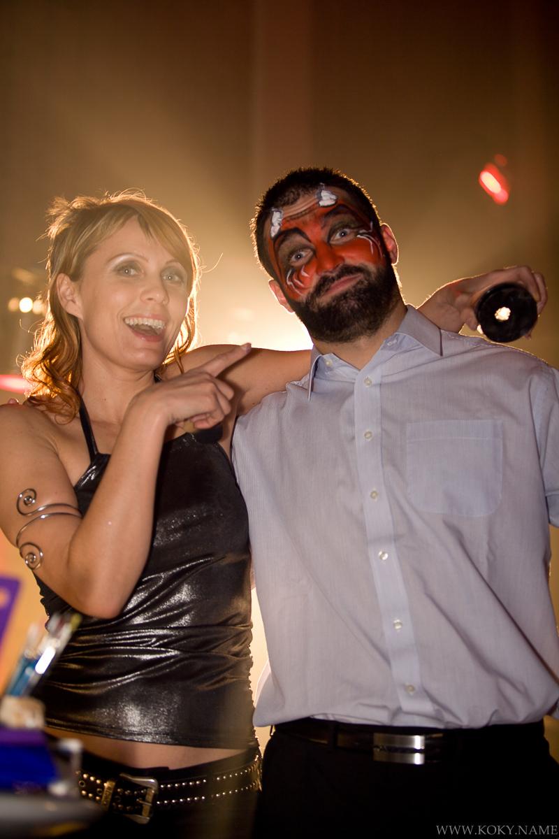 Ringier party 2007
