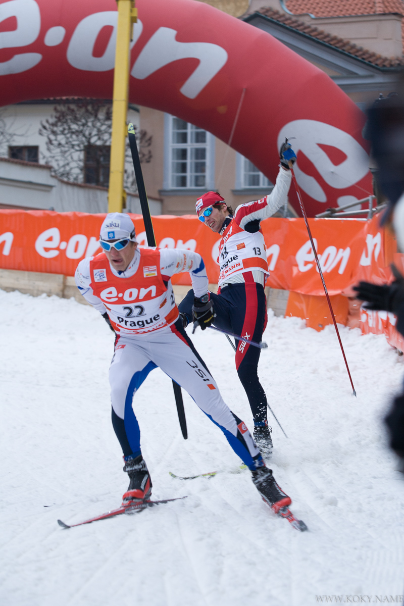 Tour de Ski (Praha) 2007
