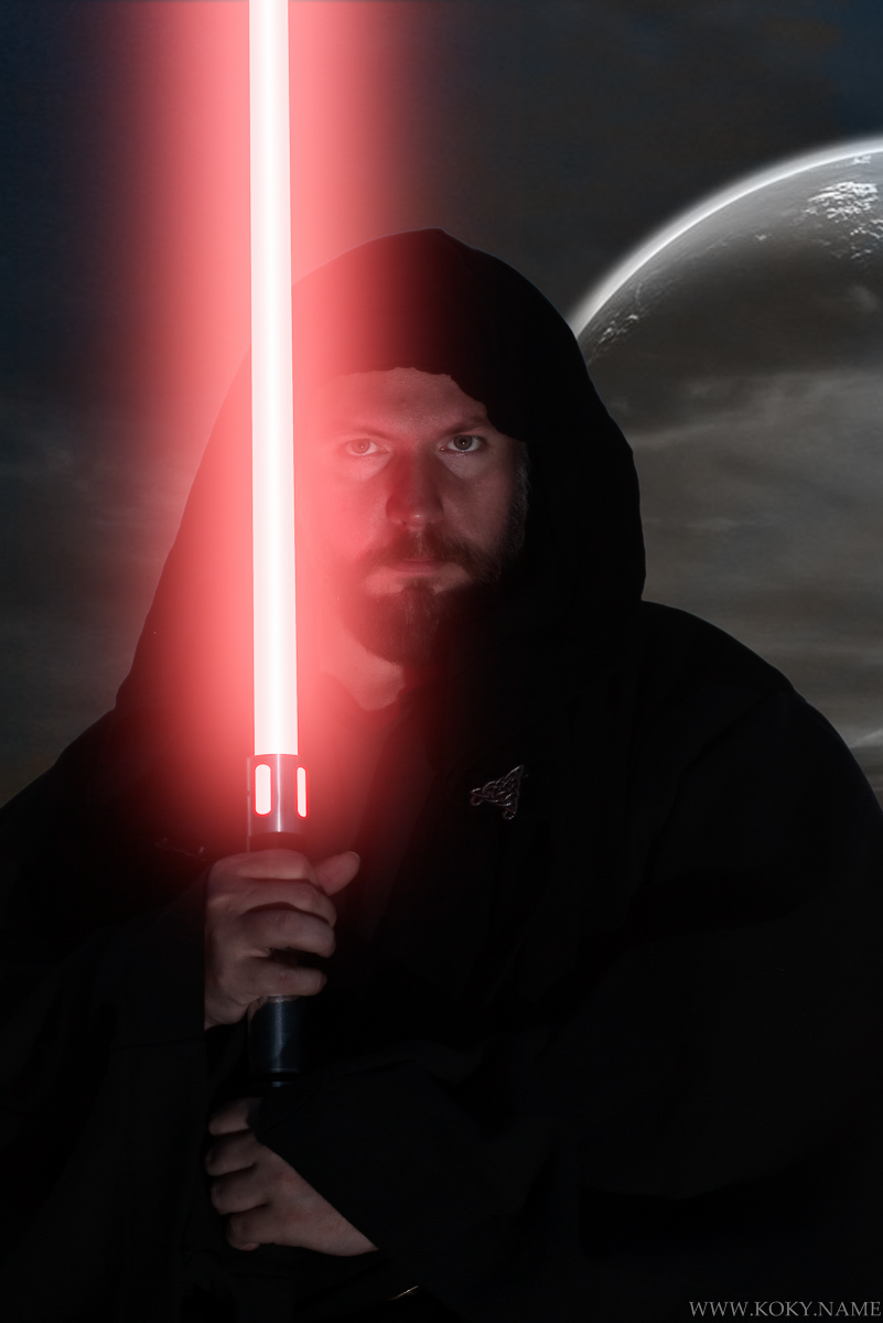 Don't trust me. I'm a Sith